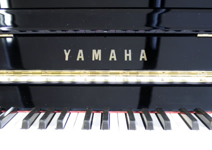 Yamaha C108 Upright Piano for sale.