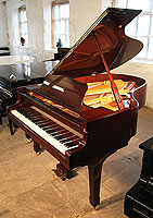 Yamaha C3 Grand Piano For Sale with a mahogany case