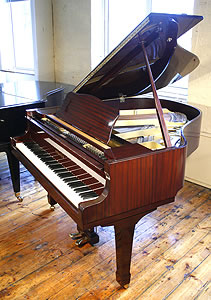Yamaha G1 Grand Piano For Sale with a mahogany case