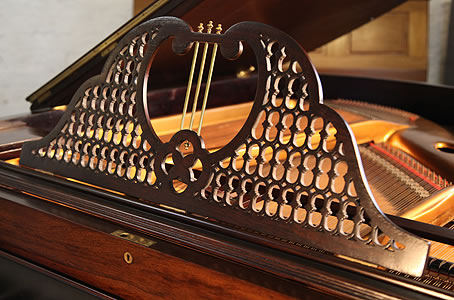 Inlaid Broadwood  Grand Piano for sale. We are looking for Steinway pianos any age or condition.