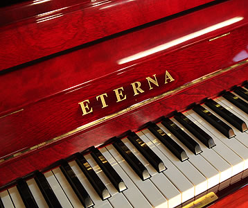 Eterna  Upright Piano for sale.