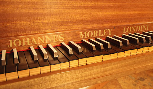 Johannes Morley Spinet for sale. We are looking for Steinway pianos any age or condition.