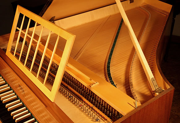 Wittmayer harpsichord lyre for sale. We are looking for Steinway pianos any age or condition.