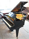 Bechstein Model K Grand Piano  For Sale with a Black Case