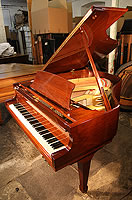 Boston GP163 grand piano for sale with a walnut case