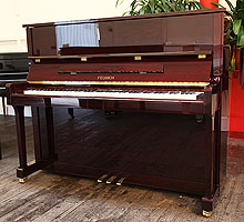 Do you want to buy a New Feurich Model 122 Upright Piano