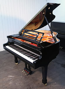 Feurich Model 161 Baby Grand Piano
