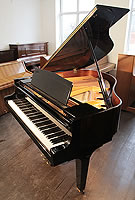Kawai GE1 Baby Grand Piano For Sale with a black case