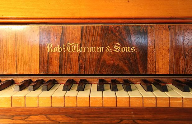Robert Wornum Grand Piano for sale.