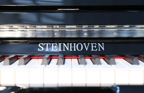Steinhoven Model 121 Upright Piano for sale.