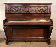 Strohmenger upright piano