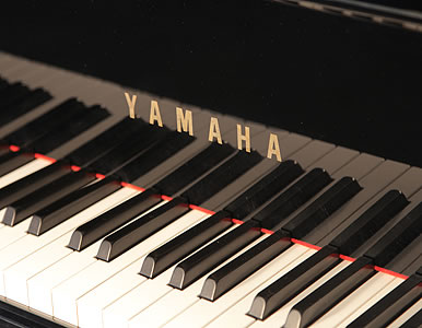 Yamaha G3 Grand Piano for sale. We are looking for Steinway pianos any age or condition.