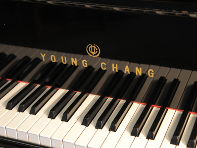 Young Chang G157 Grand Piano for sale.
