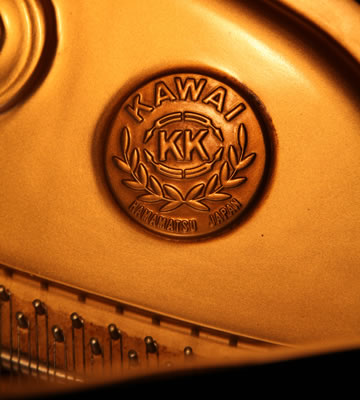 Kawai KG3C Grand Piano for sale.