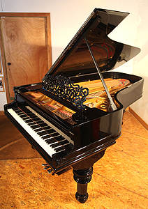Besbrode Pianos is an  Official Steinway & Sons Appointed Dealer.Steinway Model C Grand Piano For Sale