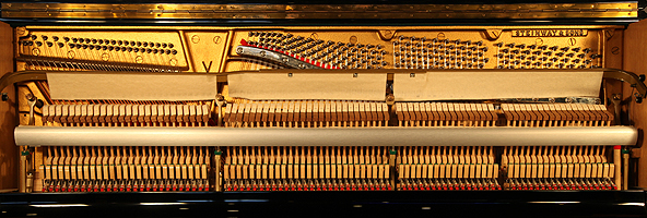 Steinway Model Vupright Piano for sale.