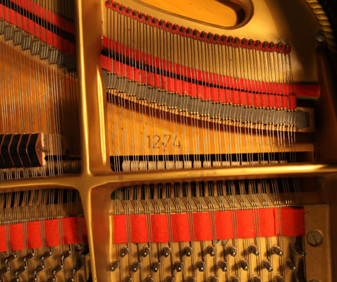 Zimmermann Grand Piano for sale.