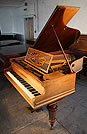 Bechstein Model A grand piano for sale with a rosewood case
