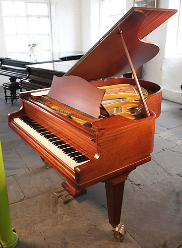 Bechstein model l grand piano for sale with a mahogany for Big grand piano
