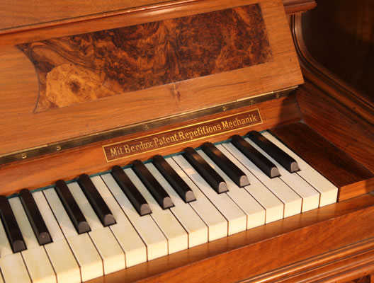 Berdux Upright Piano for sale.
