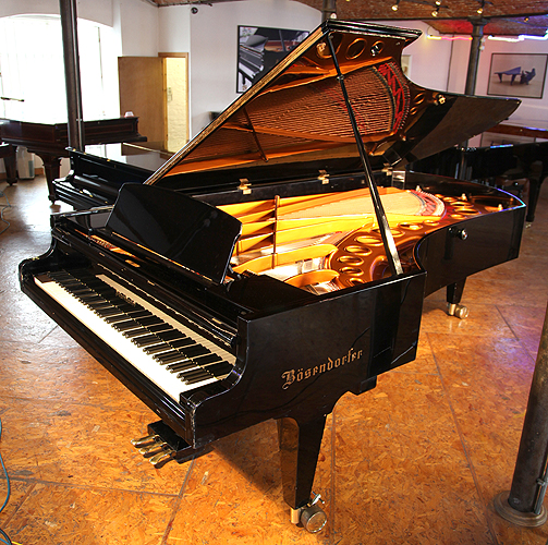Pin bosendorfer imperial model 290 piano index page on for How big is a grand piano