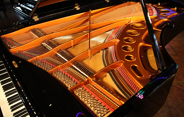 Bosendorfer Imperial grand piano instrument