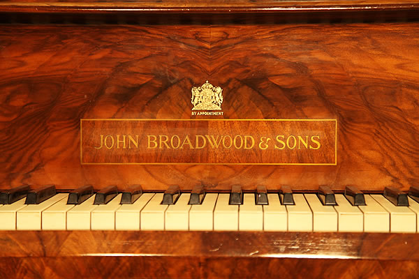 Broadwoood Grand Piano. We are looking for Steinway pianos any age or condition.