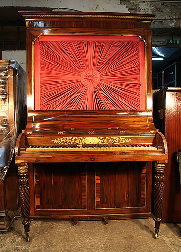 Antique, Clementi Pianoforte for sale.