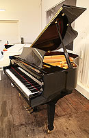 Essex EGP155 Grand Piano For Sale with a black case