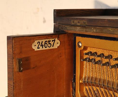 Gerhard Adams serial number