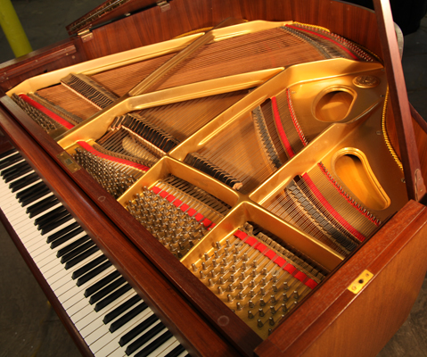 Gebr Niendorf Grand Piano for sale. We are looking for Steinway pianos any age or condition.