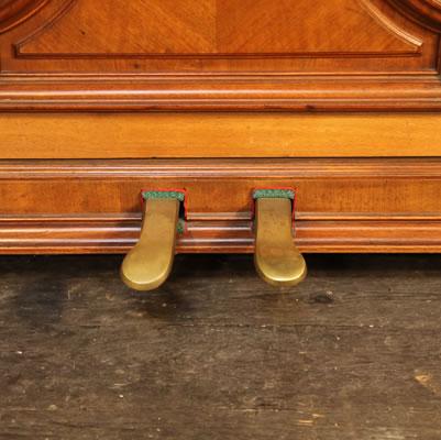 Oscar Gerbstadt piano pedals
