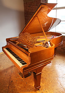 Besbrode Pianos is an  Official Steinway & Sons Appointed Dealer. Steinway Model B Grand Piano For Sale