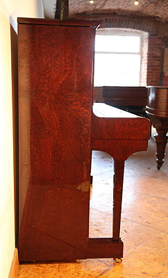 Steinway Model V Piano For Sale With A Sapele Mahogany