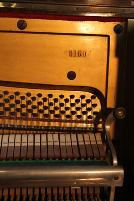 Steinweg Nachf Upright Piano for sale.