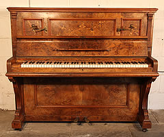 Waldemar Upright Piano