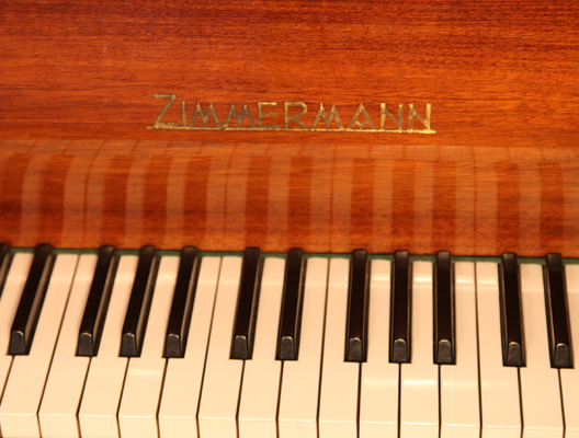 Zimmermann Baby  Grand Piano for sale