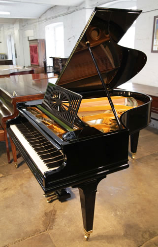 Bechstein Model A1 Grand Piano For Sale With A Black Case