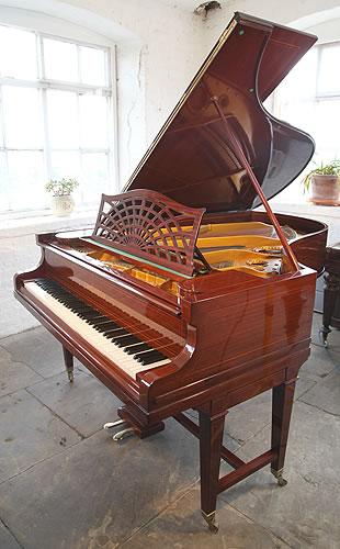 Bechstein model b grand piano for sale with a mahogany for Big grand piano