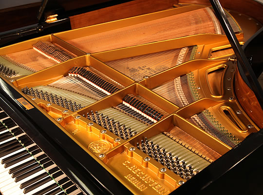 Bechstein Model VI  Grand Piano for sale. We are looking for Steinway pianos any age or condition.