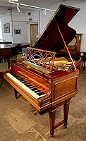Art cased, Bluthner Grand Piano For Sale