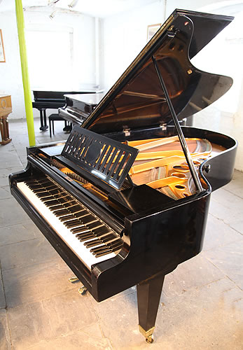Bosendorfer grand piano for sale with a black case for Big grand piano