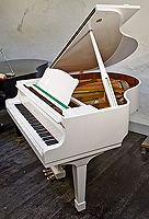 Halle and Voight Baby Grand Piano