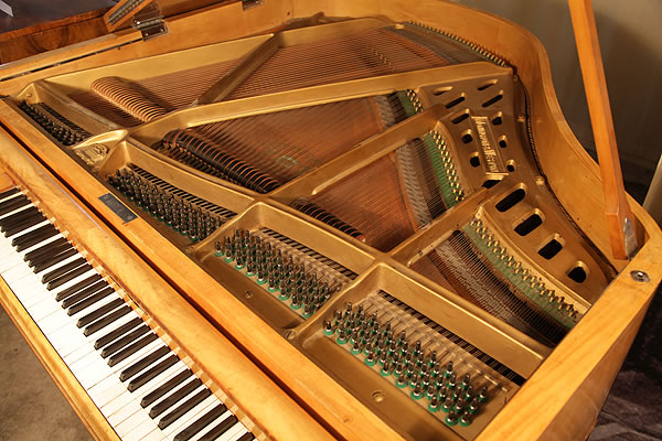 Monington and Weston Grand Piano for sale.