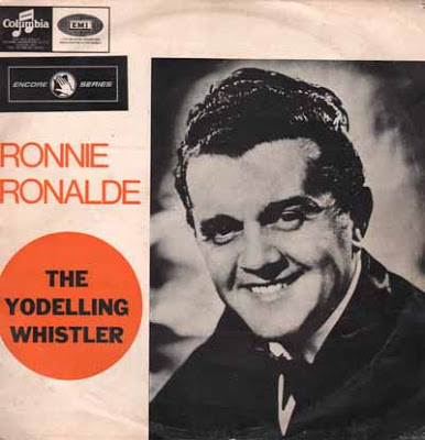 Ronnie Ronalde is a British music hall singer and siffleur