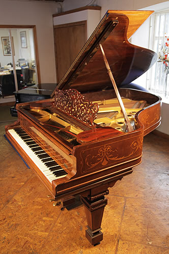 Art cased, Steinway model A grand Piano for sale.