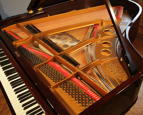 Steinway  Model O  Grand Piano. We are looking for Steinway pianos any age or condition.