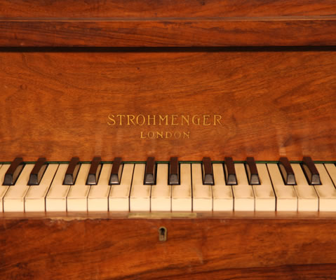 Strohmenger Grand Piano for sale.