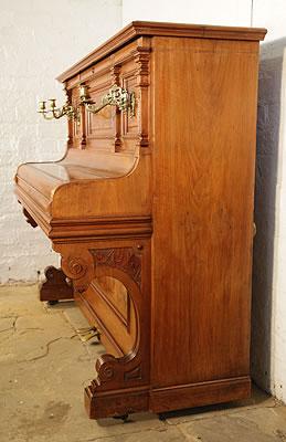 Bluthner piano profile