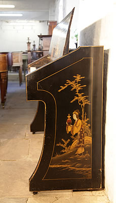 Broadwood upright Piano for sale.
